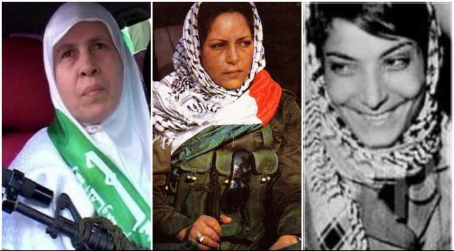 المرأة الفلسطينيّة... نحنا الثورة والغضب