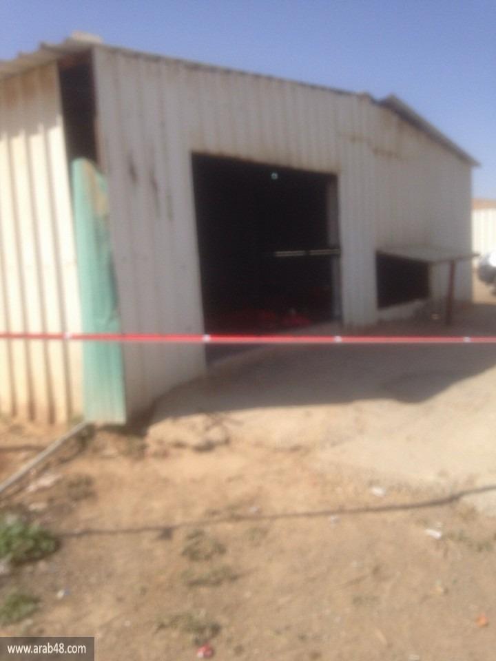 النقب: مقتل شاب في جريمة طعن