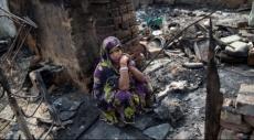 نيودلهي: إحراق طفلين عمدًا حتى الموت