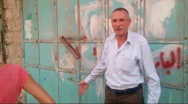 الخليل: استشهاد فلسطيني بقنبلة غاز مدمع أطلقها الاحتلال