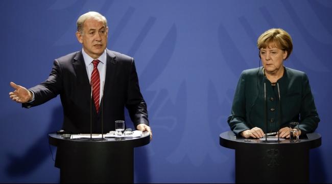 """نتنياهو يكرر اتهام عباس ب""""التحريض"""""""