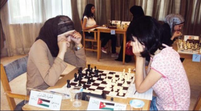 مصر تفوز في بطولة الأولمبياد العربي للشطرنج