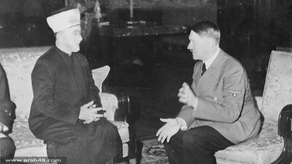نبض الشبكة: نتنياهو لهتلر.. آسفين يا ريّس