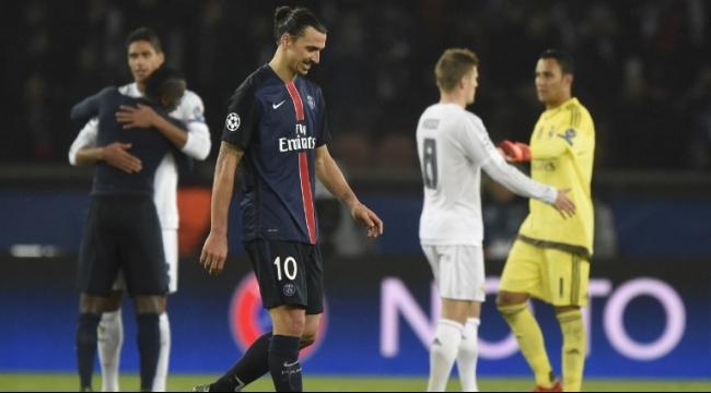 ريال مدريد يقع بكمين التعادل أمام باريس سان جيرمان