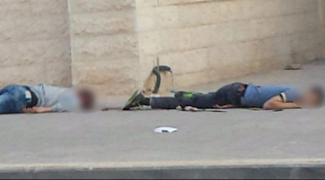 استشهاد فلسطيني وإصابة آخر بزعم تنفيذ عملية طعن