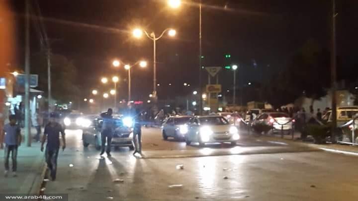 النقب: شجار وإطلاق نار بين عائلتين في رهط