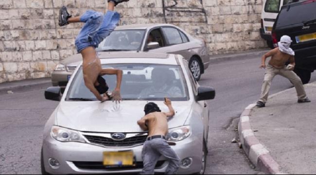 بيت لحم: مستوطن يدهس فلسطينيا