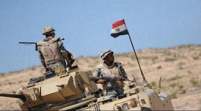مقتل ضابط شرطة مصري وإصابة 3 مجندين بانفجار بسيناء