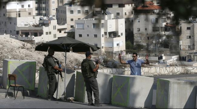 إجراءات احتلالية مشددة في القدس