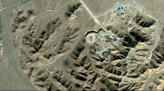 طائرة إسرائيلية تخترق المجال الجوي لإيران