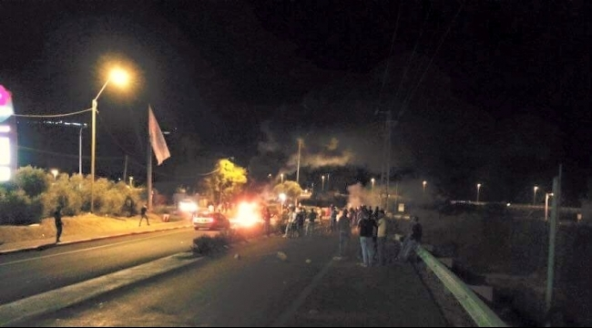 كفر كنا: اعتقال شاب بادعاء رشق الحجارة