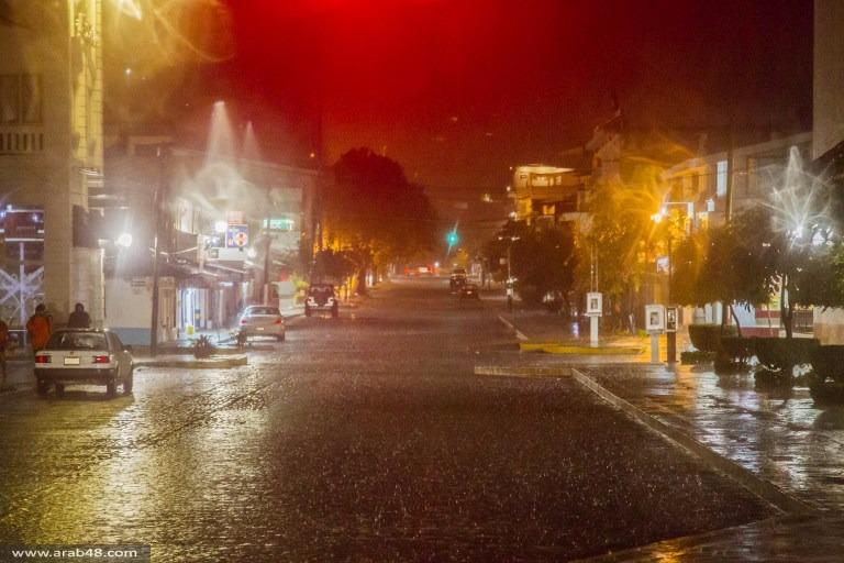 أعنف إعصار في التاريخ يضرب المكسيك