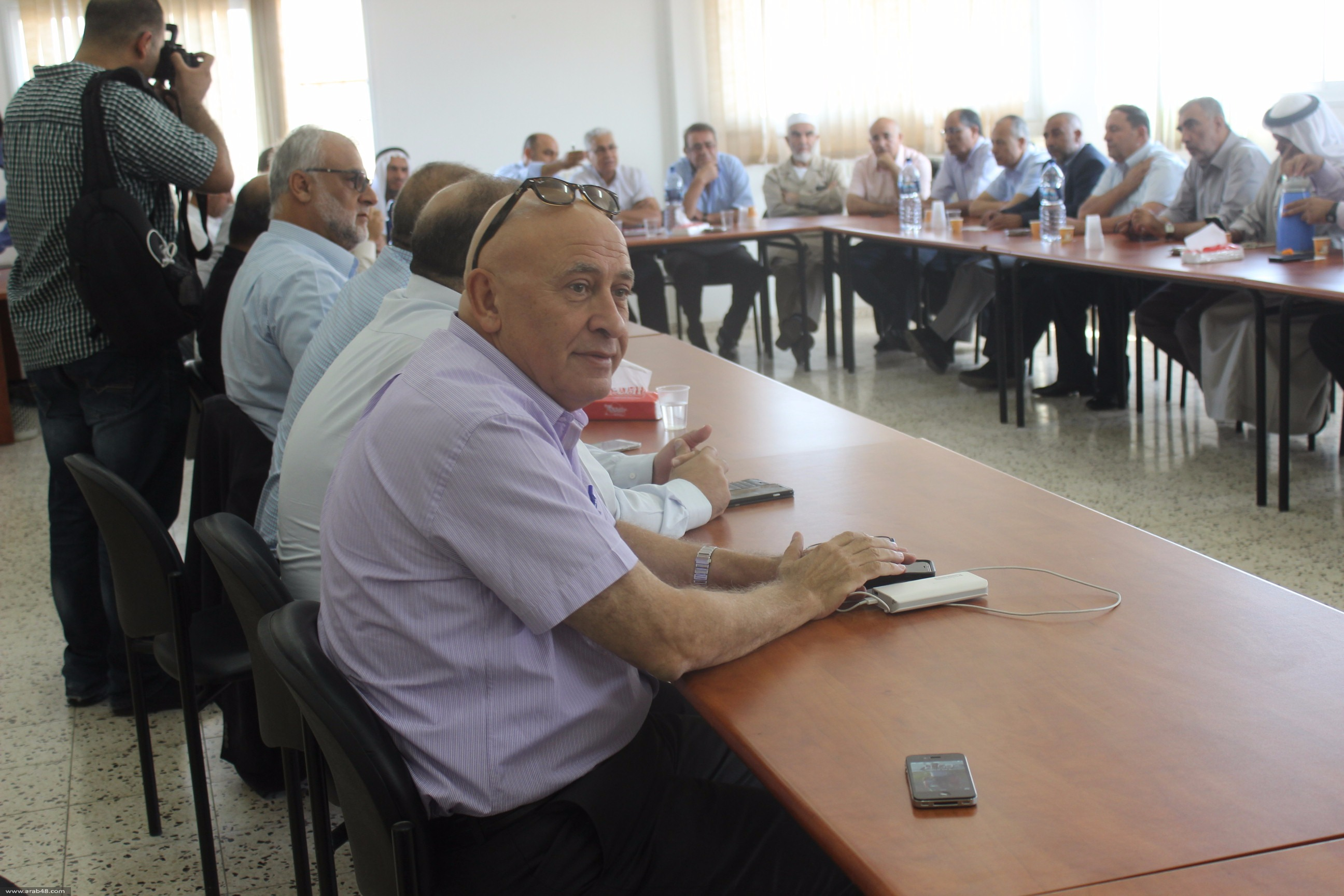 الناصرة: انتخاب بركة رئيسا للمتابعة بعد 3 جولات