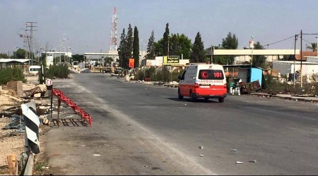 جنين: استشهاد فتى فلسطيني على حاجز الجلمة