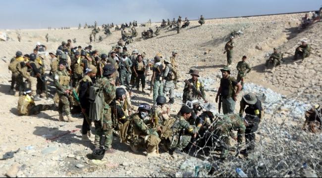 عمليات بغداد: مقتل 17 ارهابيا بينهم قناصان وضبط 4 صواريخ طوربيد