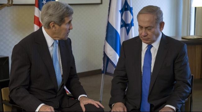"""حماس تعتبر تصريحات كيري """"محاولة أميركية لإنقاذ نتنياهو"""""""