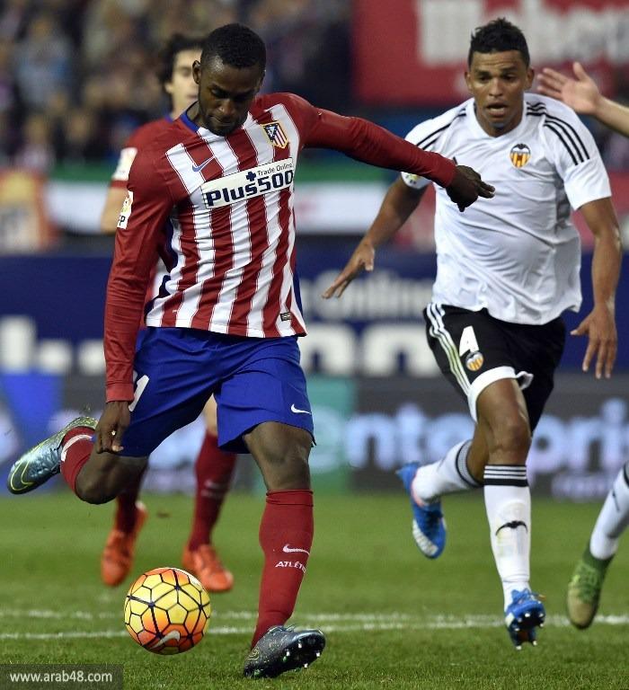 أتلتيكو مدريد يهزم فالنسيا بهدفين مقابل هدف