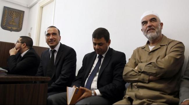 المستشار القضائي: لا مانع قانونيًا لإخراج الحركة الإسلامية عن القانون