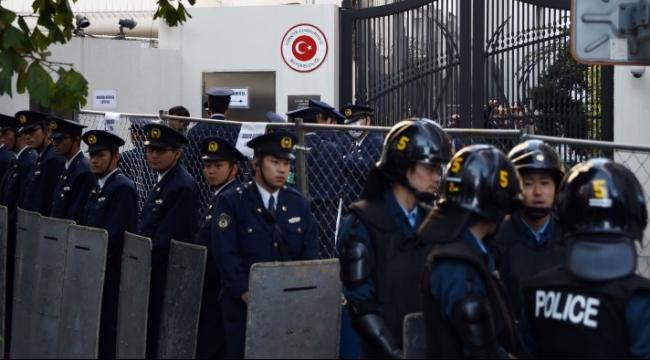 طوكيو: شجار بين أتراك وأكراد والحصيلة 12 جريحًا