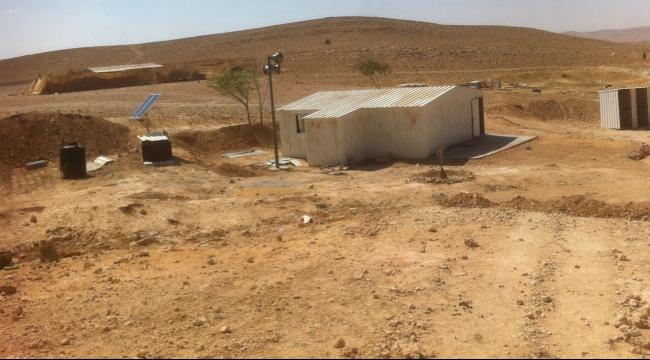النقب: المطالبة بتجميد أمر هدم مسجد قرية رخمة