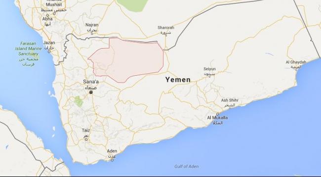 """اليمن: 5 قتلى بغارة """"خاطئة"""" للتحالف على الجوف"""