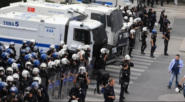 تركيا: مقتل شرطيين و4 مقتلين من داعش في اشتباك مسلح