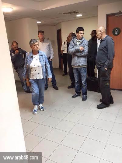 أم الفحم: تحويل معتقلين للحبس المنزلي وتمديد اعتقال ثالث
