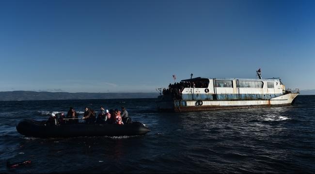 أكثر من 700 ألف لاجئ وصلوا لأوروبا بحرا هذا العام