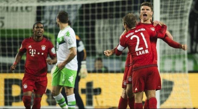الفريق البافاري يعبر للدور الثالث من كأس ألمانيا