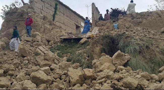 عمال الإغاثة يحاولون العثور على مئات المفقودين في زلزال أفغانستان