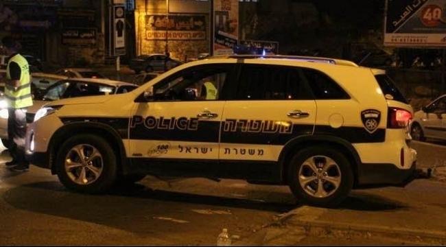 الناصرة: اعتقال شاب للاشتباه بحيازة سلاح