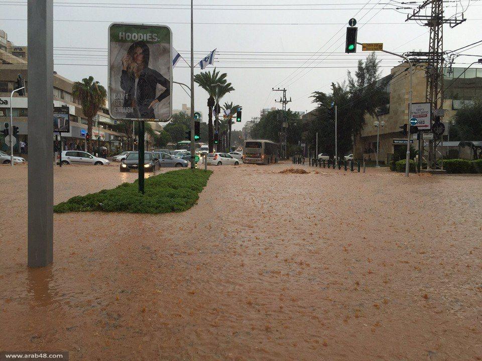 15 ألف منزل بدون كهرباء بسبب الأحوال الجوية العاصفة