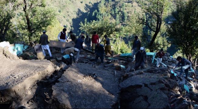 زلزال باكستان وأفغانستان: سباق مع الزمن للعثور على ناجين