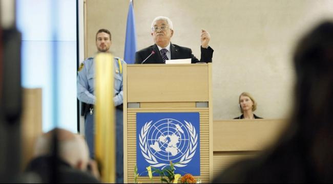 عباس يدعو لحماية دولية عاجلة للشعب الفلسطيني
