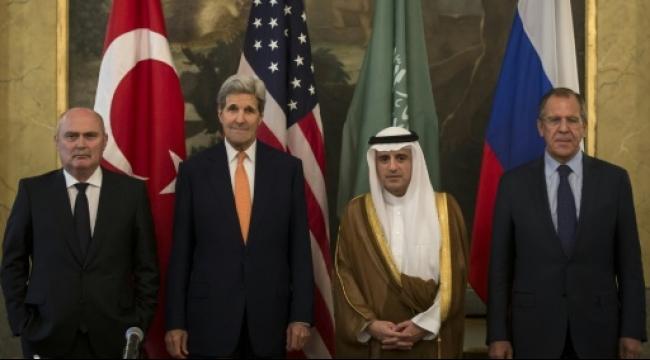 السعودية: محادثات فيينا اختبار لجدية إيران وروسيا حول سوريا