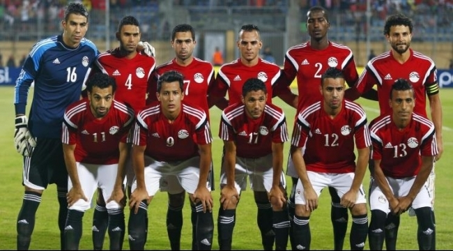 المنتخب المصري يستعد للسفر لمواجهة منتخب تشاد