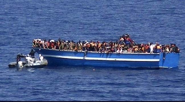 اليونان: 11 قتيلًا و40 مفقودا في انقلاب قارب لاجئين