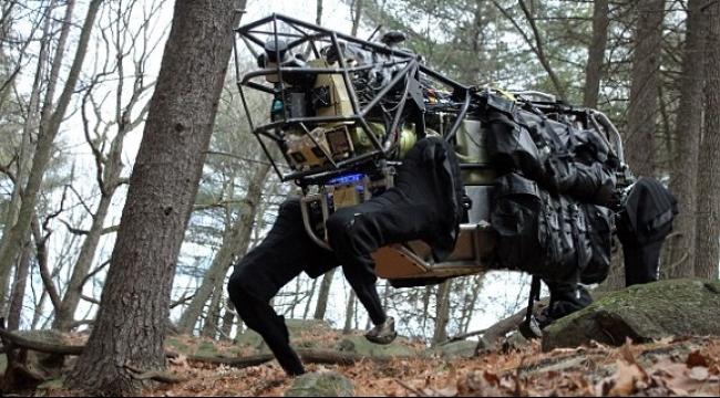 ابتكار كلب روبوت يرتاد الطرق الوعرة