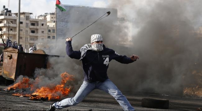 بيت لحم: إصابات بالاختناق في مواجهات مع الاحتلال