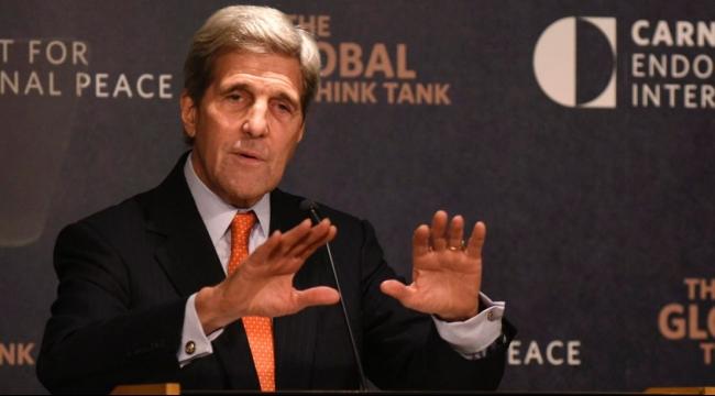 كيري: على الفلسطينيين وقف التحريض والاهتمام باحتياجات إسرائيل الأمنية