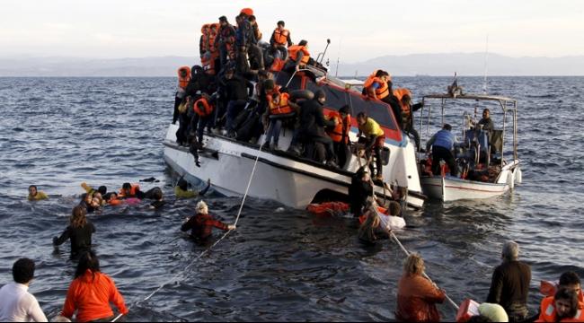 غالبتيهم أطفال: غرق 22 مهاجرا في إيجة