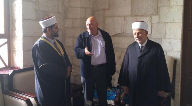القائمة المشتركة تدين التحريض ضد النائب غطاس والقيادة العربية