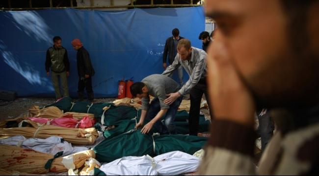 النظام السوري والروس يرتكبون مجازر جديدة في دوما وحلب