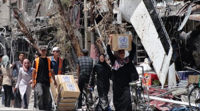 سوريا: تسمم غذائي سببه الأمم المتحدة في الزبداني ومضايا المحاصرتين