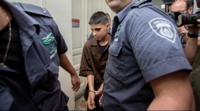 """لائحة اتهام ضد الفتى أحمد مناصرة بتهمة """"محاولة القتل"""""""