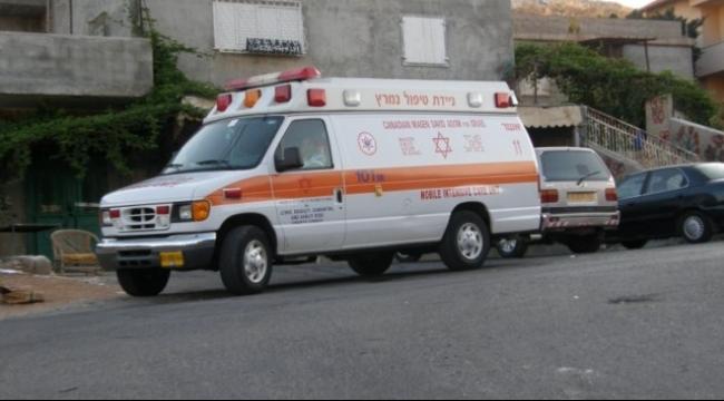 رهط: إصابة طفلين في اصطفاق بوابة حديدية