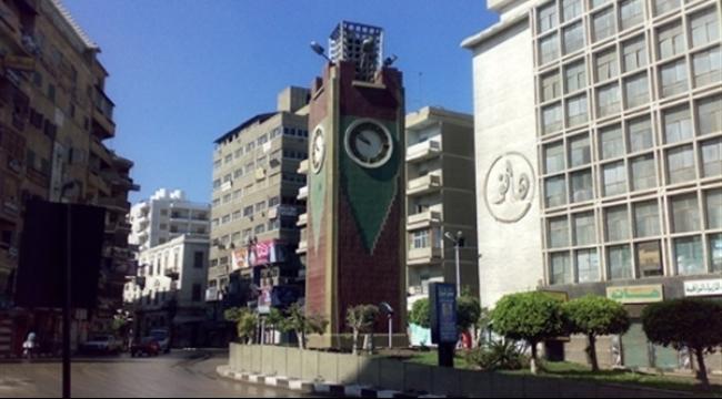 افتتاح مهرجان للشعر بمدينة طنطا المصرية