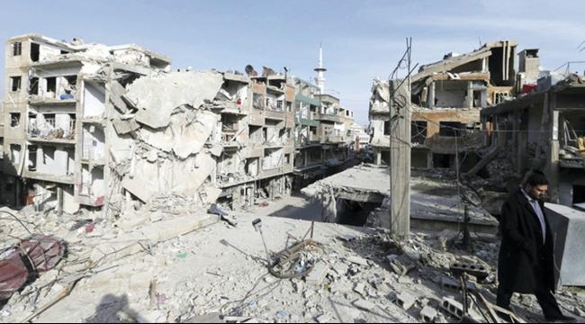 مجازر النظام والروس في سوريا: 134 قتيلًا خلال 24 ساعة