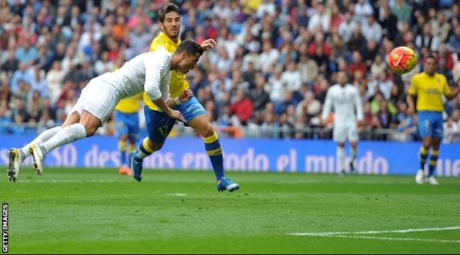 ريال مدريد يهزم لاس بالماس بثلاثية مقابل هدف