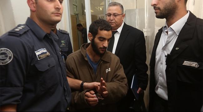 اتهام طالب فلسطيني بالتخطيط لعملية الطعن التي نفذها حلبي